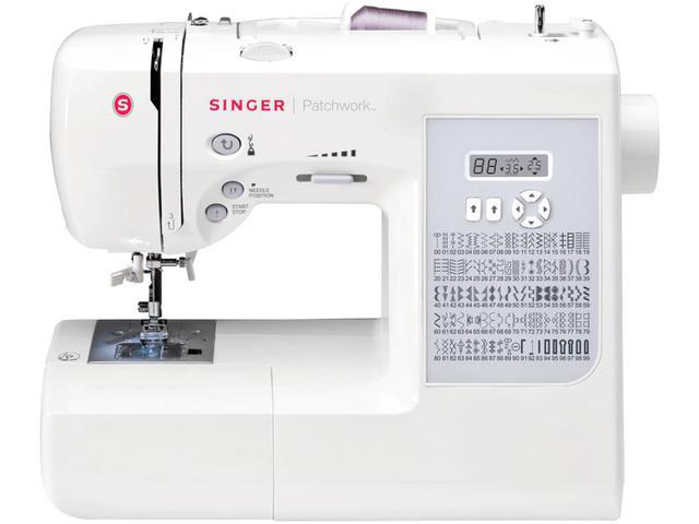 Imagem de Máquina de Costura Singer Patchwork 7285