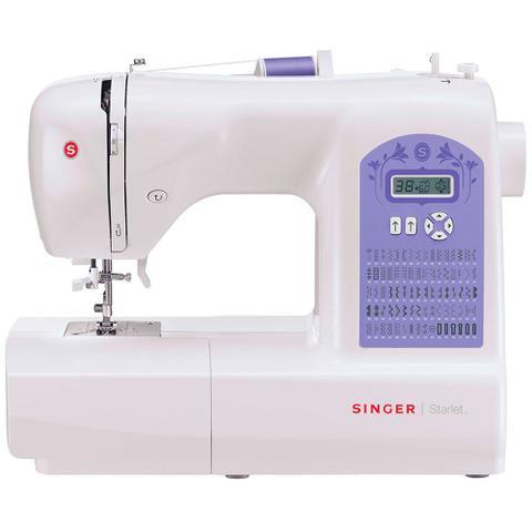 Imagem de Maquina de Costura Singer Starlet 74 Pontos