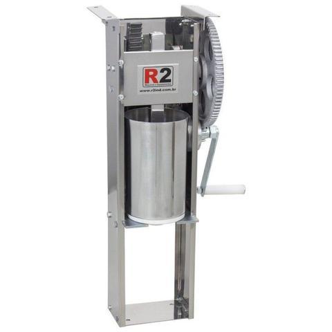Imagem de Maquina de Fazer Churros Profissional Masseira Engrenagem Lateral R2