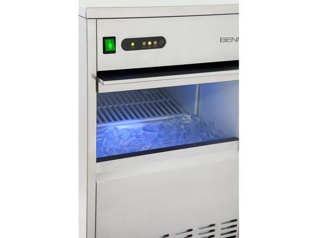 Imagem de Máquina de Gelo BenMax Super Ice Produção até 26kg