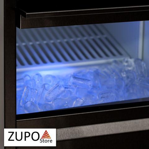 Imagem de Máquina de Gelo Super Ice MAC Benmax 50/13Kg Black - 220V