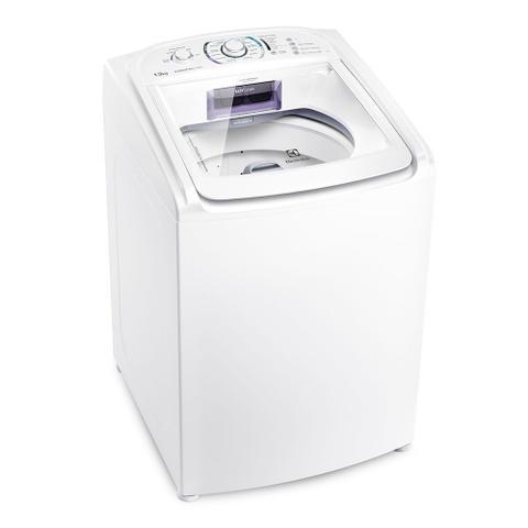 Imagem de Máquina de Lavar 13kg Electrolux Essential Care Silenciosa com Easy Clean e Filtro Fiapos (LES13)