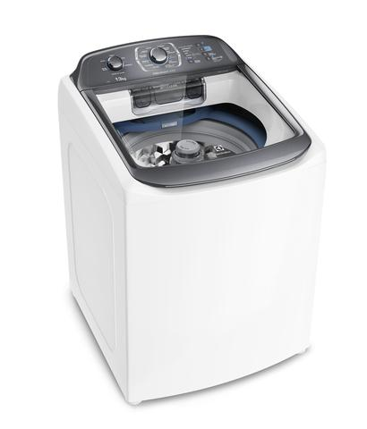 Imagem de Máquina de Lavar 13kg Electrolux Premium Care Silenciosa com Wi-fi Cesto Inox e Jet&Clean (LWI13) 127V