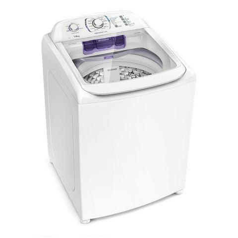 Imagem de Máquina de Lavar 14Kg Electrolux Premium Care com Cesto Inox, Jet&Clean e Sem Agitador (LPR14)