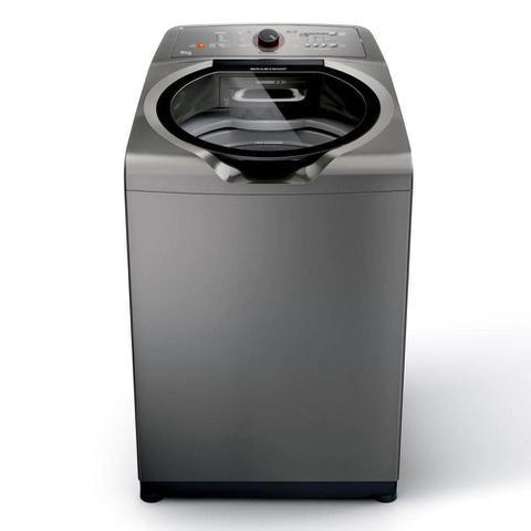 Imagem de Máquina de Lavar 15kg Brastemp Titânio com Ciclo Edredom Especial e Enxágue Anti-Alérgico - BWN15AT 110V