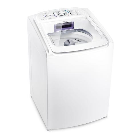 Imagem de Máquina de Lavar 15kg Electrolux Essential Care Silenciosa com Easy Clean e Filtro Fiapos (LES15)