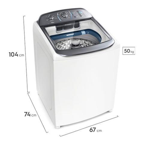Imagem de Máquina de Lavar 16kg Electrolux Perfect Wash Máquina de Cuidar com Cesto Inox e Jet&Clean (LPE16)