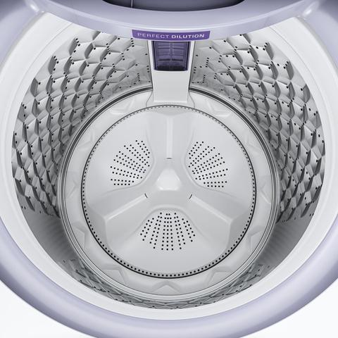 Imagem de Máquina de Lavar 17Kg Electrolux Premium Care com Cesto Inox, Jet&Clean e Sem Agitador (LPR17)