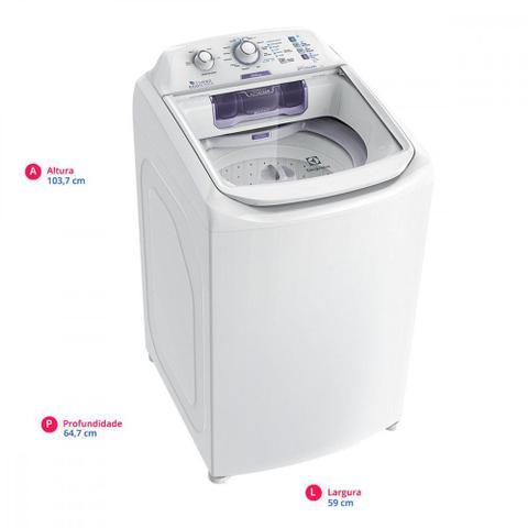 Imagem de Máquina de Lavar Automática LAC11 10.5Kg Turbo Economia Electrolux