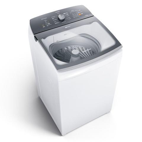 Imagem de Máquina de Lavar Brastemp 12Kg branca Água Quente com Ciclo Tira Manchas Pro e Ciclo Antibolinha