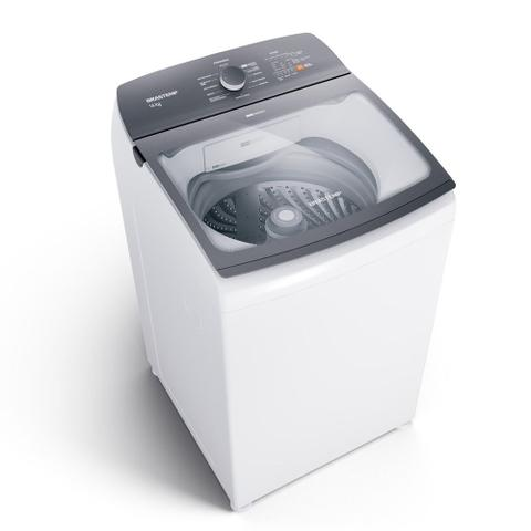 Imagem de Máquina de Lavar Brastemp 14Kg branca com Ciclo Tira Manchas Advanced e Ciclo Antibolinha