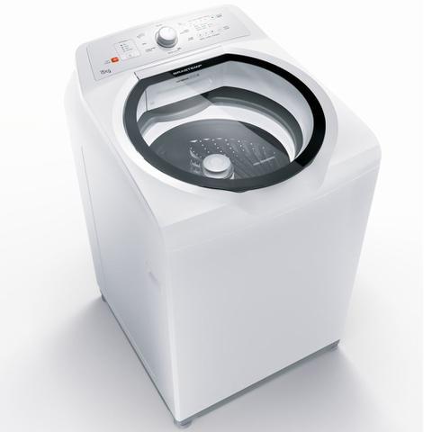 Imagem de Máquina de Lavar Brastemp 15kg com Ciclo Edredom Especial e Enxágue Anti-Alérgico
