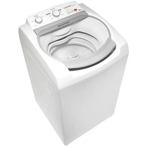 Imagem de Máquina de Lavar Brastemp 9kg com Ciclo Tira Manchas e Enxágue Duplo - BWJ09AB