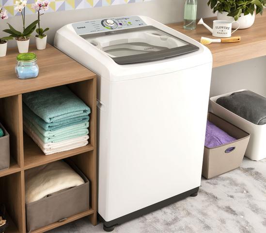 Imagem de Máquina de Lavar Consul 13kg Maxi Economia com Função Eco Enxágue - CWE13