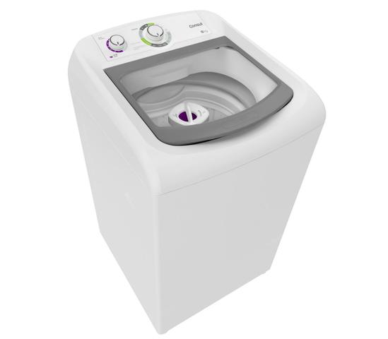 Imagem de Máquina de Lavar Consul 8kg Dosagem Extra Econômica e Ciclo Edredom - CWB08AB