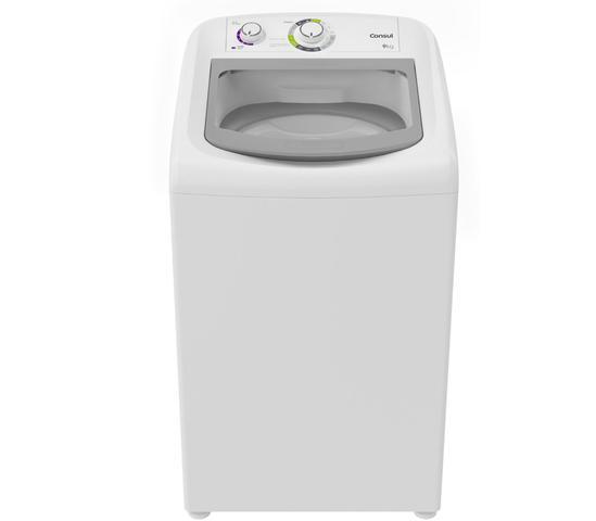 Imagem de Máquina de Lavar Consul 9kg Dosagem Extra Econômica e Ciclo Edredom  - CWB09AB