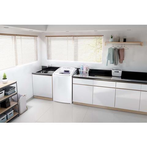 Imagem de Máquina de Lavar Electrolux Essencial Care 15kg Branco 127V LES15