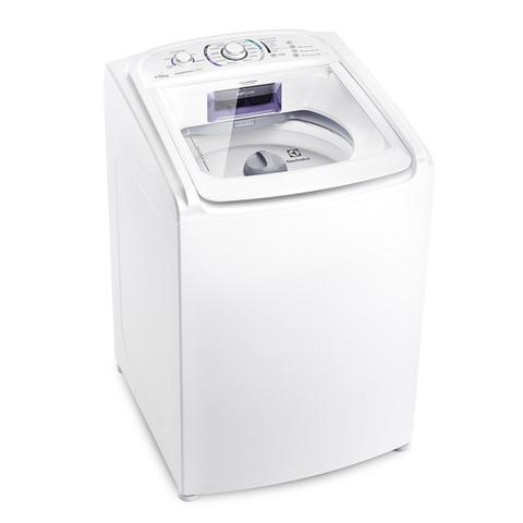 Imagem de Máquina de Lavar Electrolux Essencial Care 15kg Branco 220V LES15