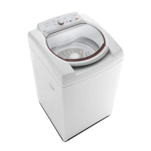 Imagem de Máquina de Lavar Roupas 11kg BWK11AB Ative Brastemp 127V Branco