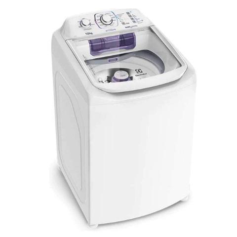 Imagem de Máquina de Lavar Roupas 12Kg Electrolux LAC12 Branca 220V