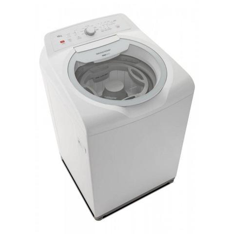 Imagem de Máquina de Lavar Roupas Brastemp Automática 15kg Double Wash 127V Branco