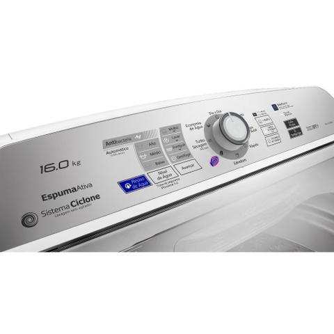 Imagem de Máquina de Lavar Roupas Panasonic 16kg NA-F160B6W