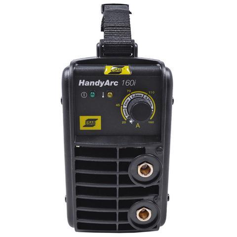 Imagem de Maquina de solda inversora 160AMP 220V Handyarc ESAB 160l