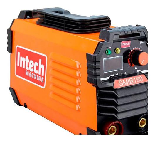 Imagem de Maquina de solda inversora 160amp biv intech machine smi160a-bivolt