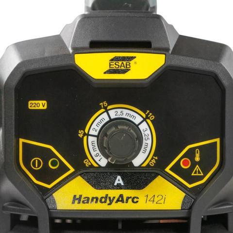 Imagem de Máquina de Solda Inversora HANDY ARC 142I 220V ESAB