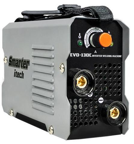 Imagem de Máquina de Solda Inversora Portátil 130A SMARTER-EVO130C