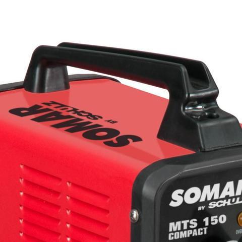 Imagem de Máquina de Solda Transformador 150A MTS 150 Compact SOMAR