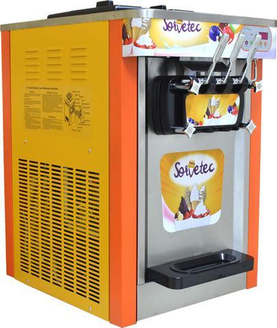Imagem de Máquina de Sorvete Expresso Açaí e Frozen Yogurt código: 3451