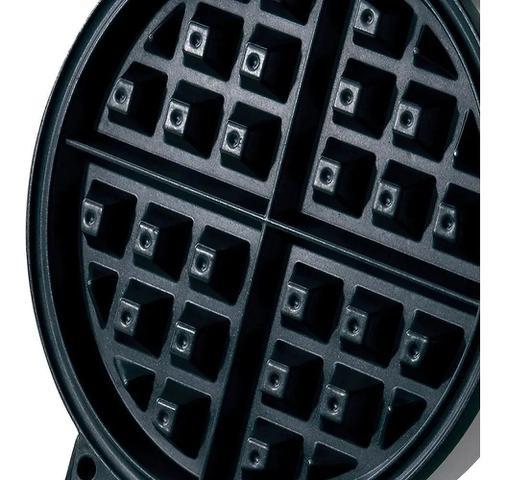 Imagem de Máquina de Waffle Britânia Golden 850W - 110v