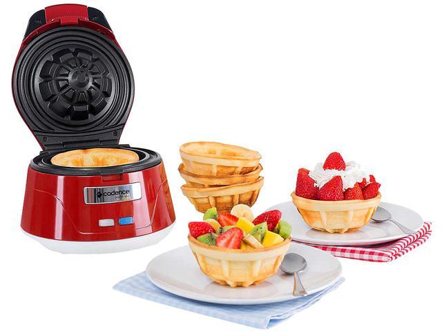 Imagem de Máquina de Waffle Cadence Waffle Bowl
