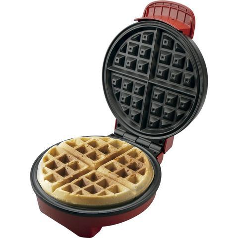 Imagem de Máquina Golden Waffle Britânia Vermelha 850W