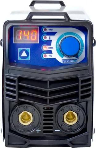 Imagem de Máquina Inversora De Solda 140a 110v Touch145 Boxer
