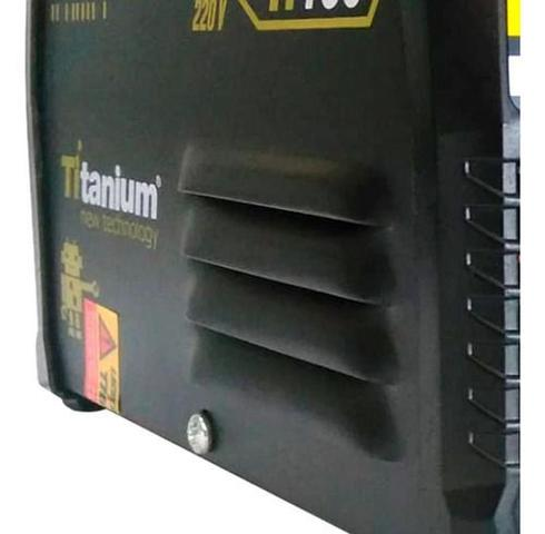 Imagem de Máquina Inversora De Solda Ti-150 120a 220v Titanium-5450