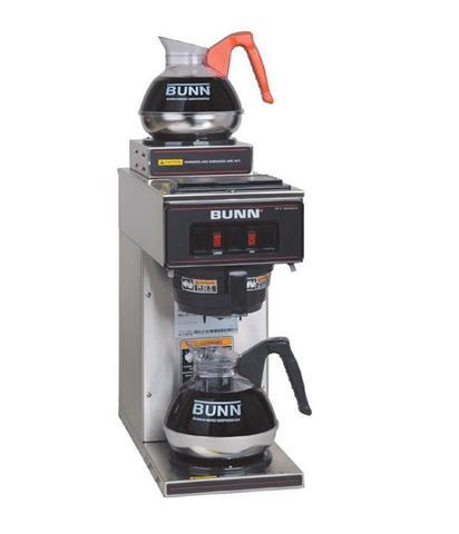 Cafeteira Industrial/comercial Bunn Preto 220v - Vp17a-2
