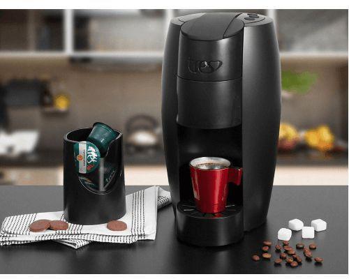 Imagem de Máquina para Café Espresso Três Corações Lov Carbono 110V