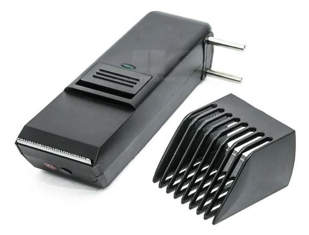 Imagem de Máquina Para Corta Cabelo Fazer A Barba Pezinho Recarregável