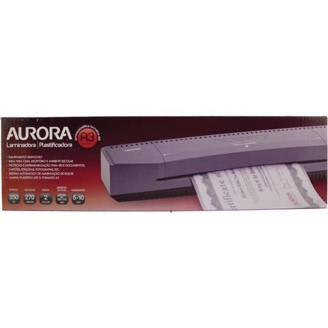 Imagem de Maquina plastificadora aurora lm3233h-1 110v procalc