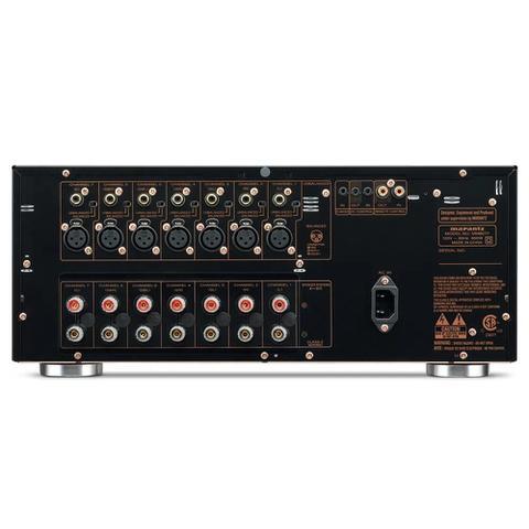Imagem de Marantz MM8077 Amplificador de 7 canais com 150 Watts Rms 110v