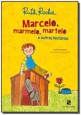 Imagem de Marcelo, marmelo, martelo e outras historias