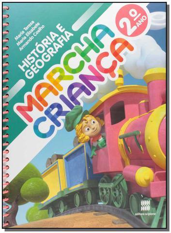 Imagem de Marcha Criança - História e Geografia - 2º Ano - 13Ed/15