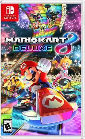 Imagem de Mario Kart 8 Deluxe - Switch