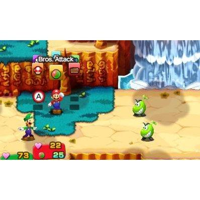 Imagem de Mario  Luigi: Superstar Saga + BowserS Minions - 3Ds