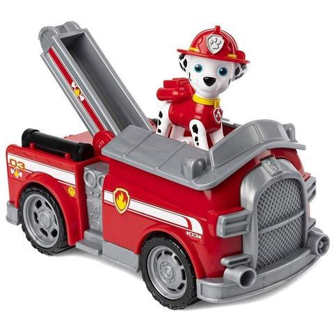 Imagem de Marshall Com Caminhão dos Bombeiros Patrol Fire Engine Patrol Patrulha Canina SUNNY 1389