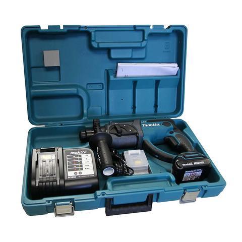 Imagem de Martelete Combinado à Bateria 18V Li-Ion DHR202SYE - Makita