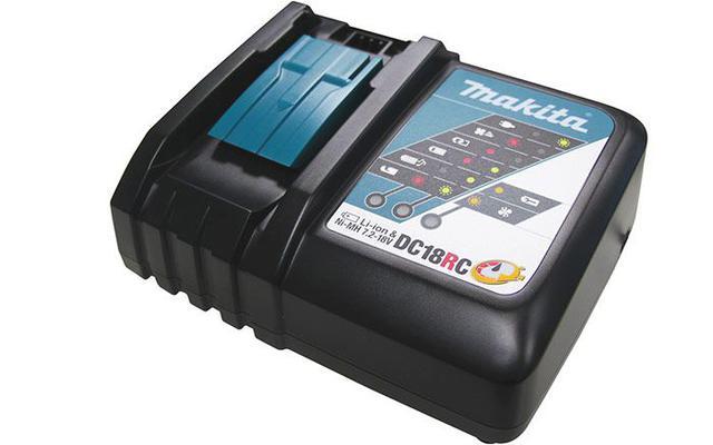 Imagem de Martelete DHR171RTJ 18V Makita 2 Baterias 5.0AH Motor BL