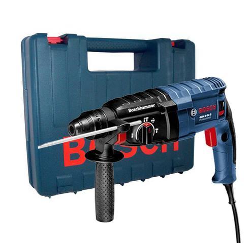Imagem de Martelete Perfurador Rompedor 820w Sds Plus Gbh 2-24d Bosch